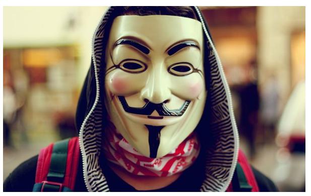 маска ананимуса